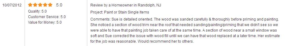 Randolph Paint Contractor
